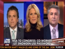 Brian Claypool on Fox Regarding Snowden