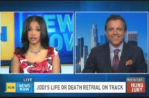 Brian Claypool on HLN Discussing the Jodi Arias Retrial