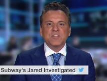 Subway Spokesman Jared Fogle Underinvestigation