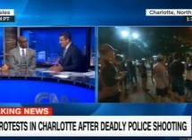 New Protests in Charlotte After Deadly Police Shooting