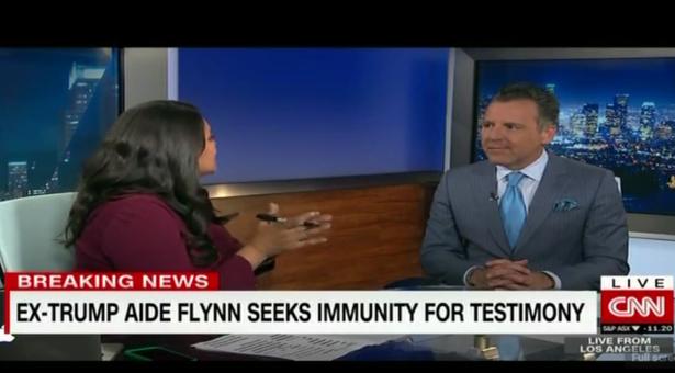 Ex-Trump Aide Flynn Seeks Immunity For Testimony