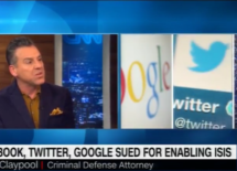 Facebook, Twitter, Google Sued For Enabling ISIS