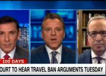 U.S. Court to Hear Travel Ban Arguments
