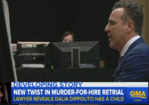 New Twist in Murder-For-Hire Retrial