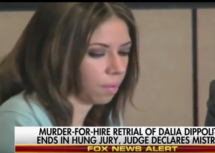 Judge Declares Mistrial In Murder-For-Hire Retrial of Dalia Dippolito