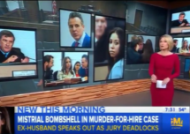 Mistrial Bombshell in Murder-For-Hire Case