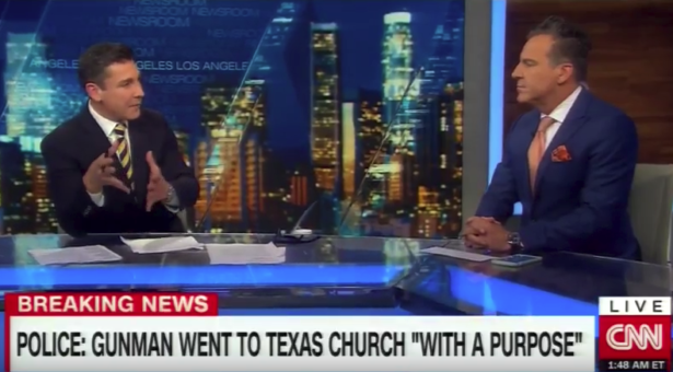 Texas Shooter Had History of Violence