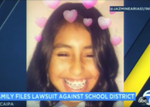 Family Files Lawsuit Against School District