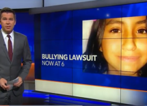Press Conference re: Teen Bullying Suicide Lawsuit | KTLA
