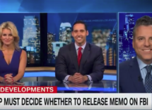 Trump to Decide Whether to Release Memo on FBI