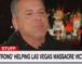 Las Vegas Massacre Survivor Pays It Forward
